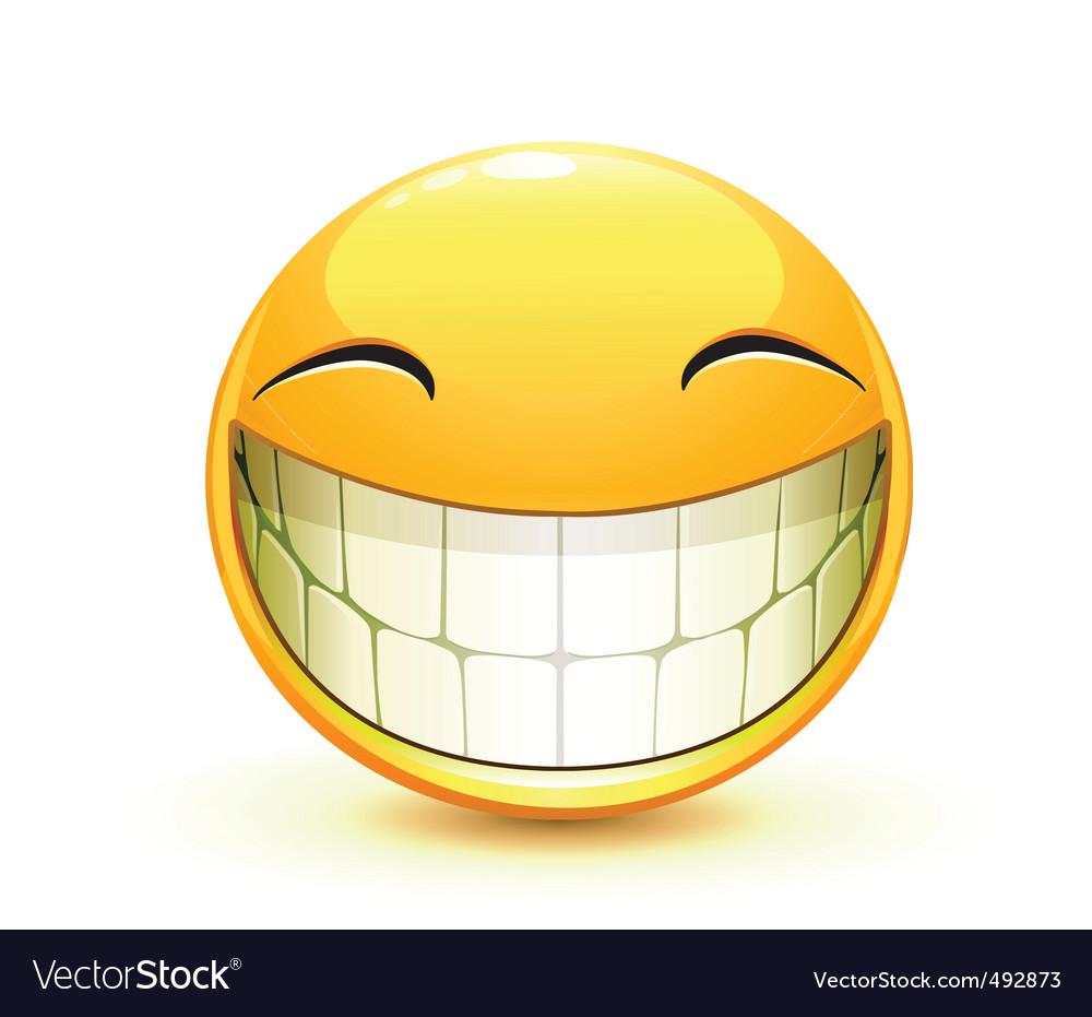 Emoticon vector | Price: 1 Credit (USD $1)