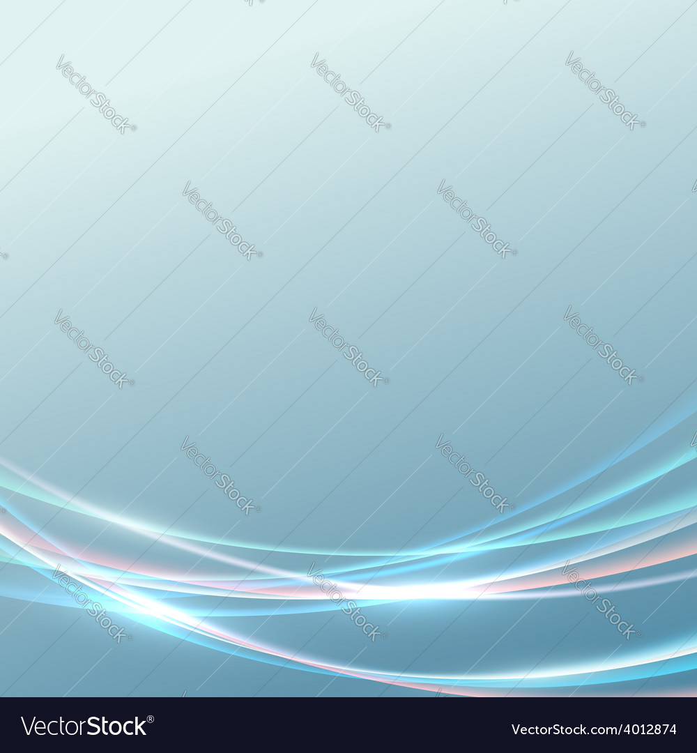 Abstract light lines shine modern background vector | Price: 1 Credit (USD $1)