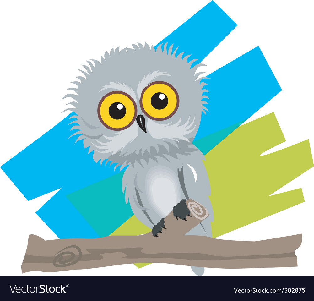 Baby bird vector | Price: 1 Credit (USD $1)