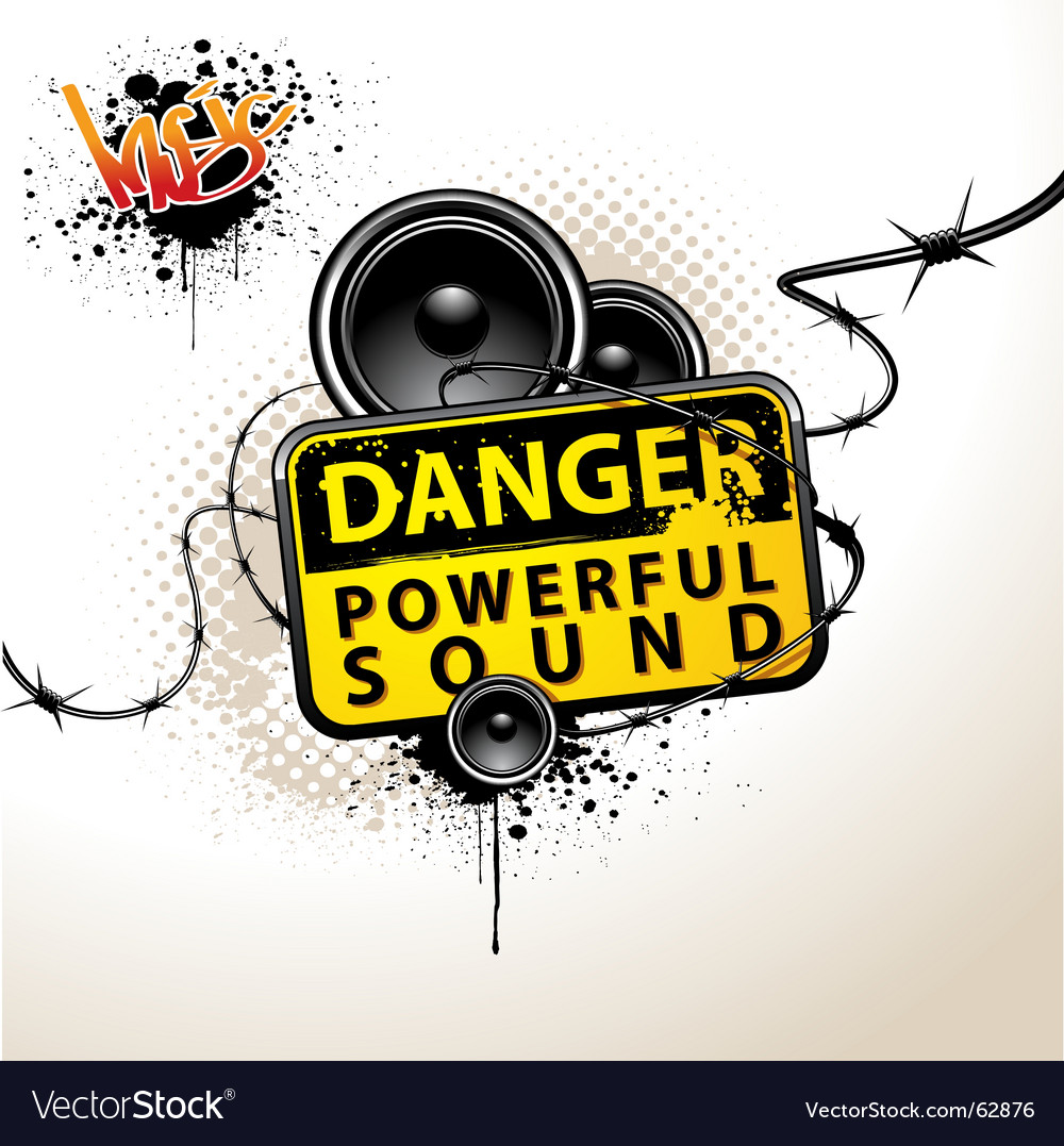 Danger vector | Price: 3 Credit (USD $3)
