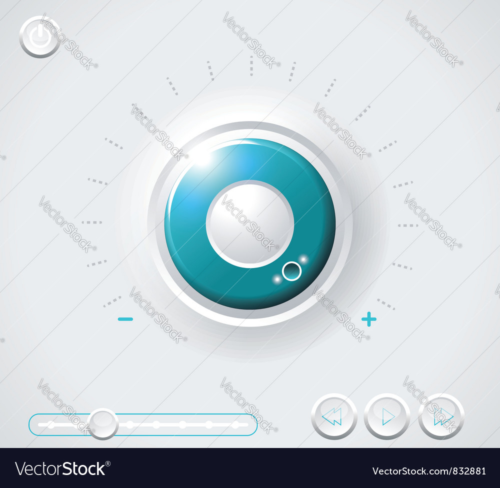Heavy duty safe dial with clipping path vector | Price: 1 Credit (USD $1)