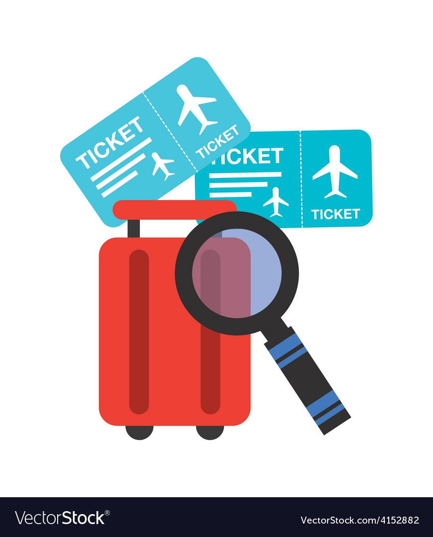 Airport terminal vector | Price: 1 Credit (USD $1)