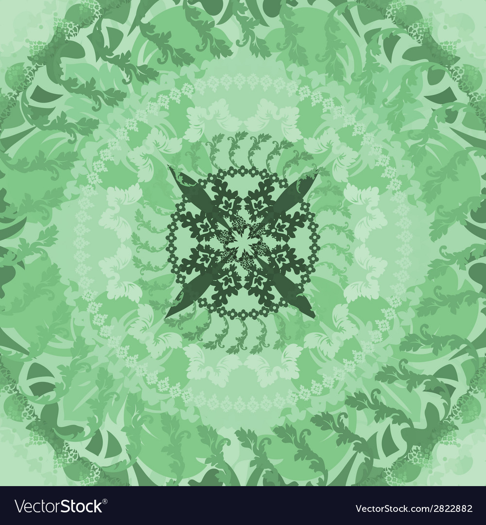 Floral mandalas vector | Price: 1 Credit (USD $1)