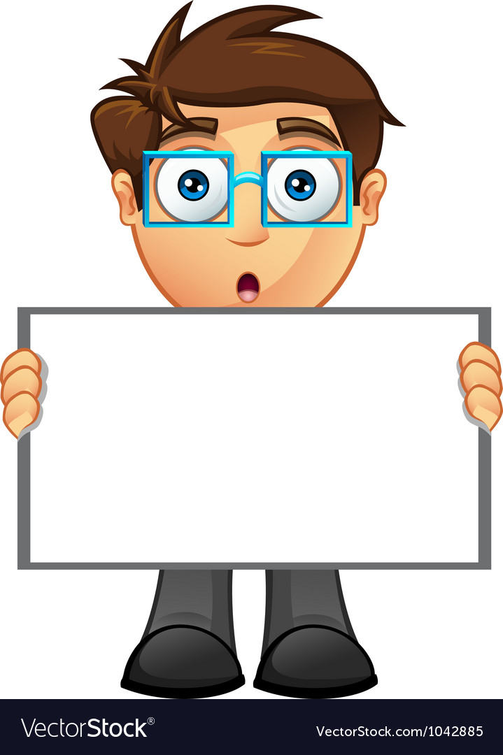 Business man blank sign 9 vector   Price: 1 Credit (USD $1)