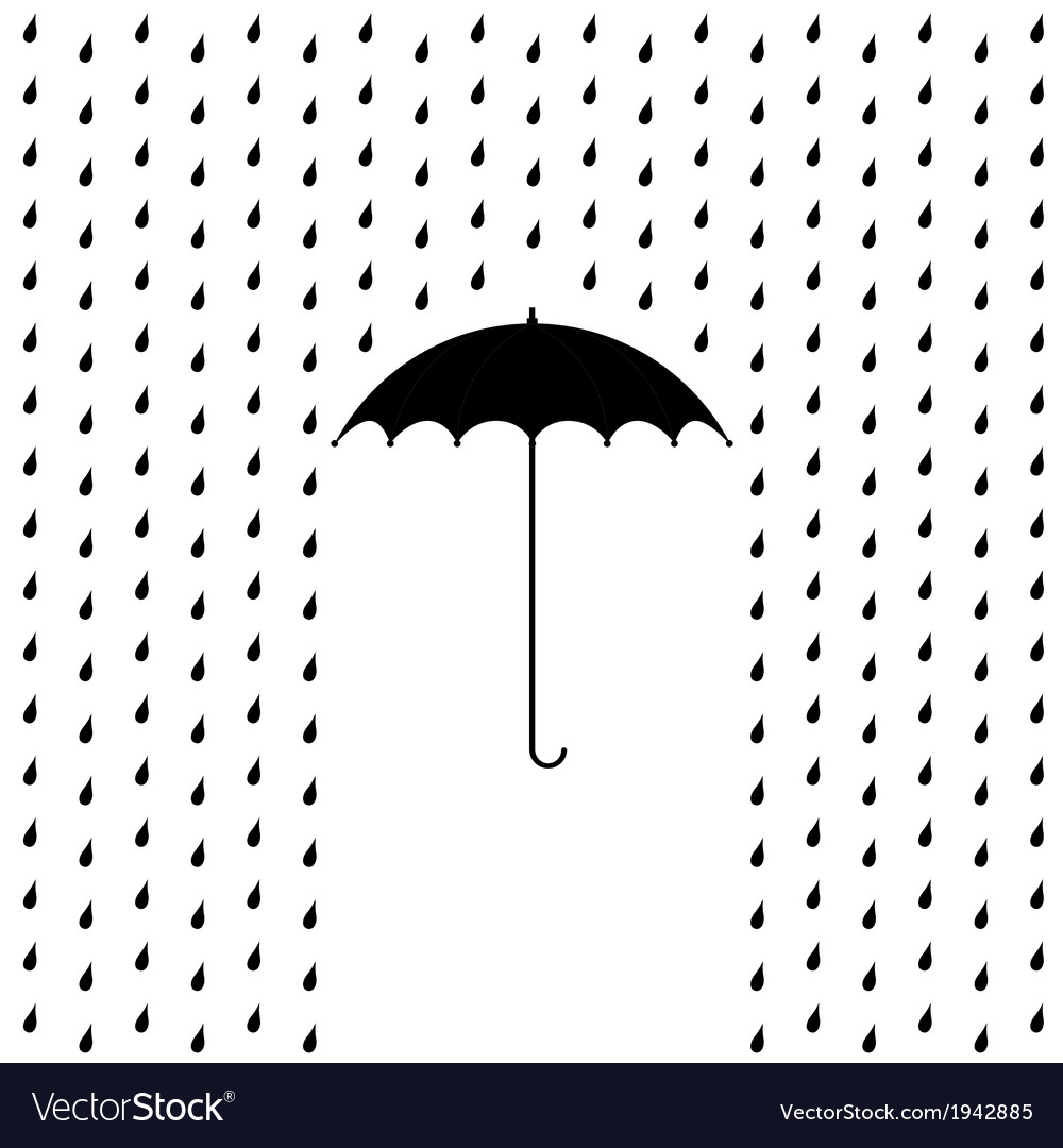 Raining vector | Price: 1 Credit (USD $1)