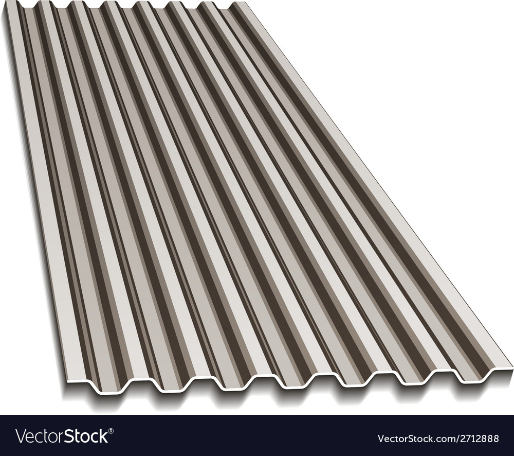 Corrugated roofing sheet vector   Price: 1 Credit (USD $1)