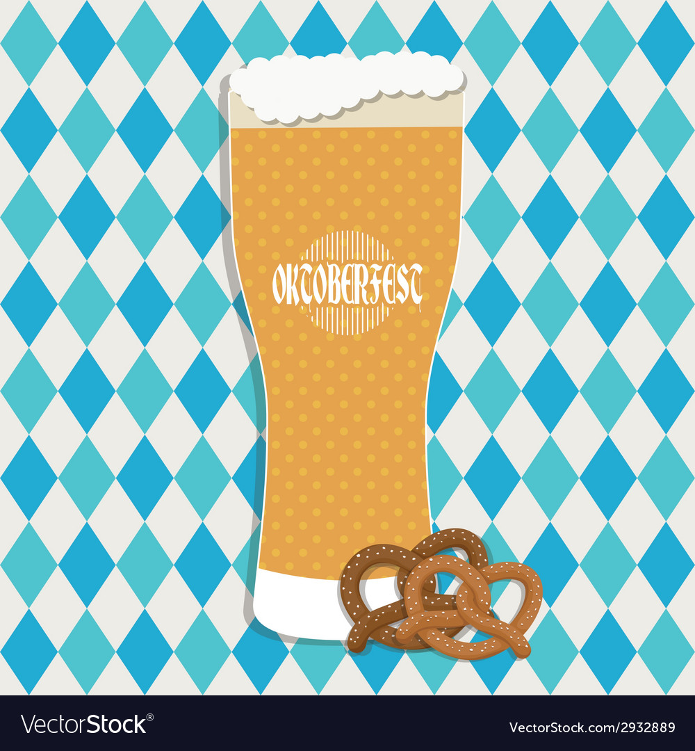 Oktoberfest decoration vector | Price: 1 Credit (USD $1)