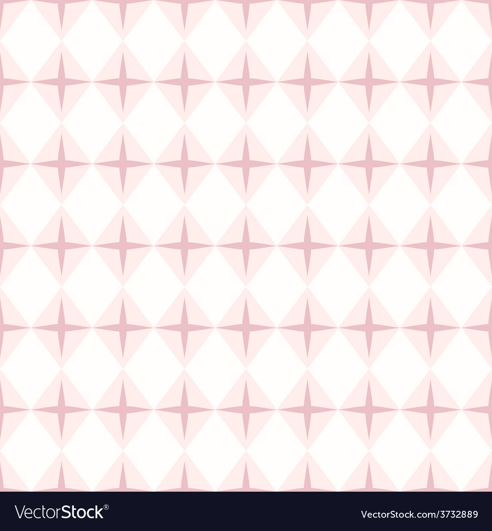 Rhombuses geometrical seamless pattern with vector | Price: 1 Credit (USD $1)