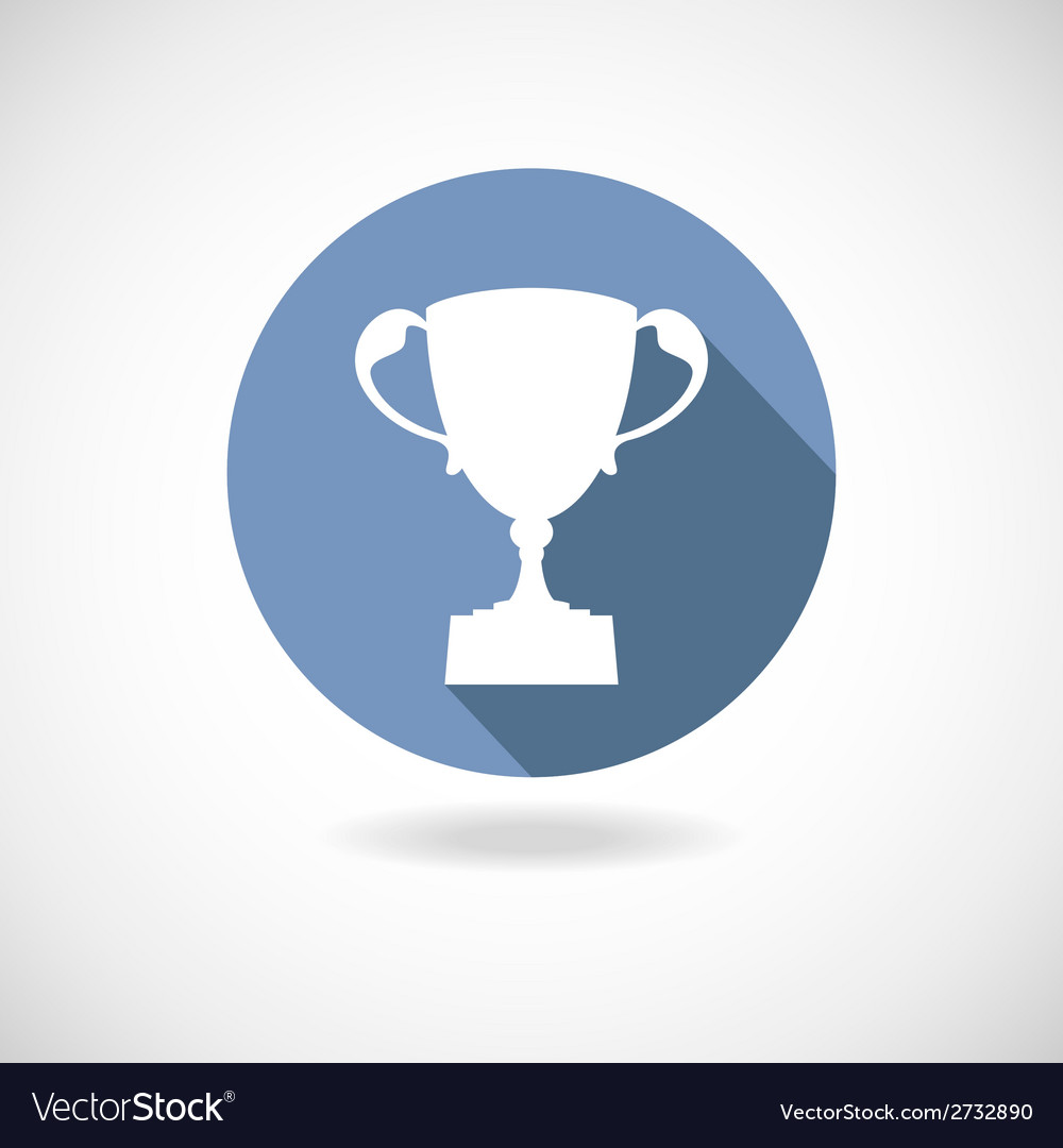 Trophy cup vector | Price: 1 Credit (USD $1)