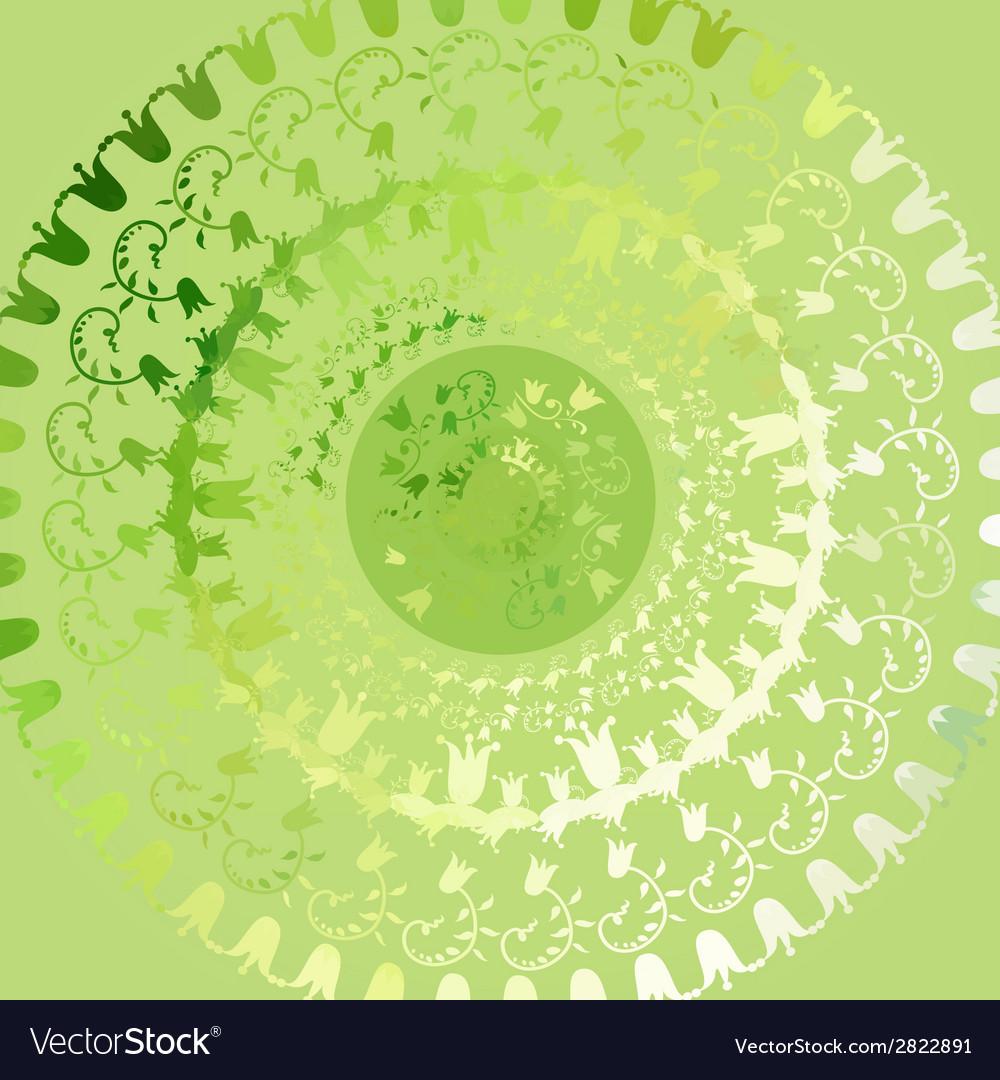 Floral mandalas vector | Price: 1 Credit (USD $1)