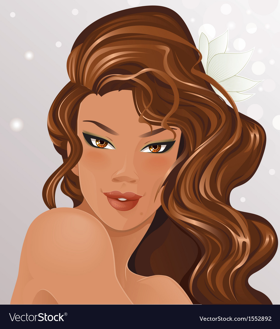 Latina vector | Price: 3 Credit (USD $3)
