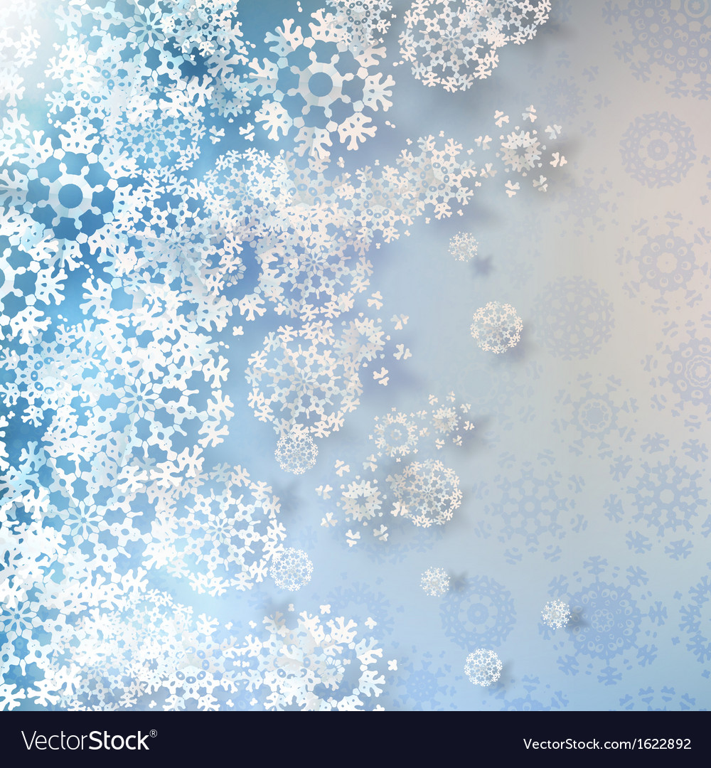Winter with christmas decoration  eps10 vector | Price: 1 Credit (USD $1)