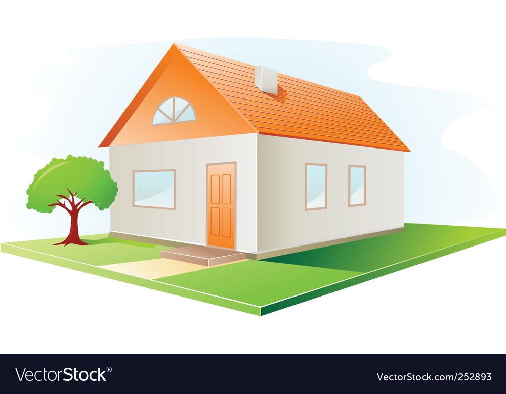 House vector   Price: 3 Credit (USD $3)