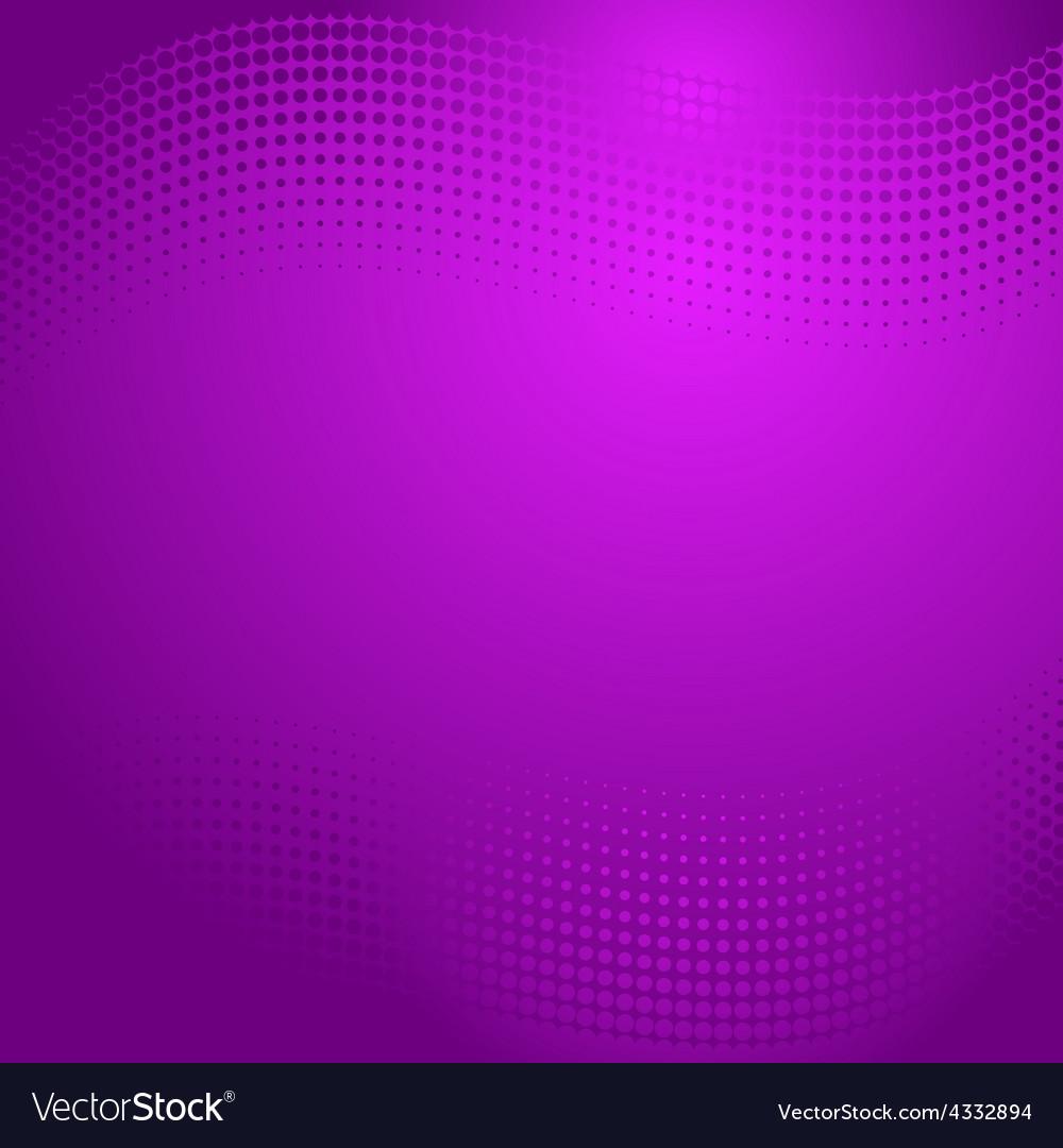Violet halftone background vector | Price: 1 Credit (USD $1)