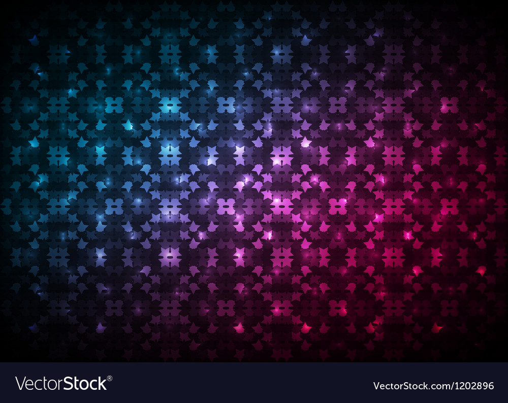 Abstract blue red light background vector | Price: 1 Credit (USD $1)