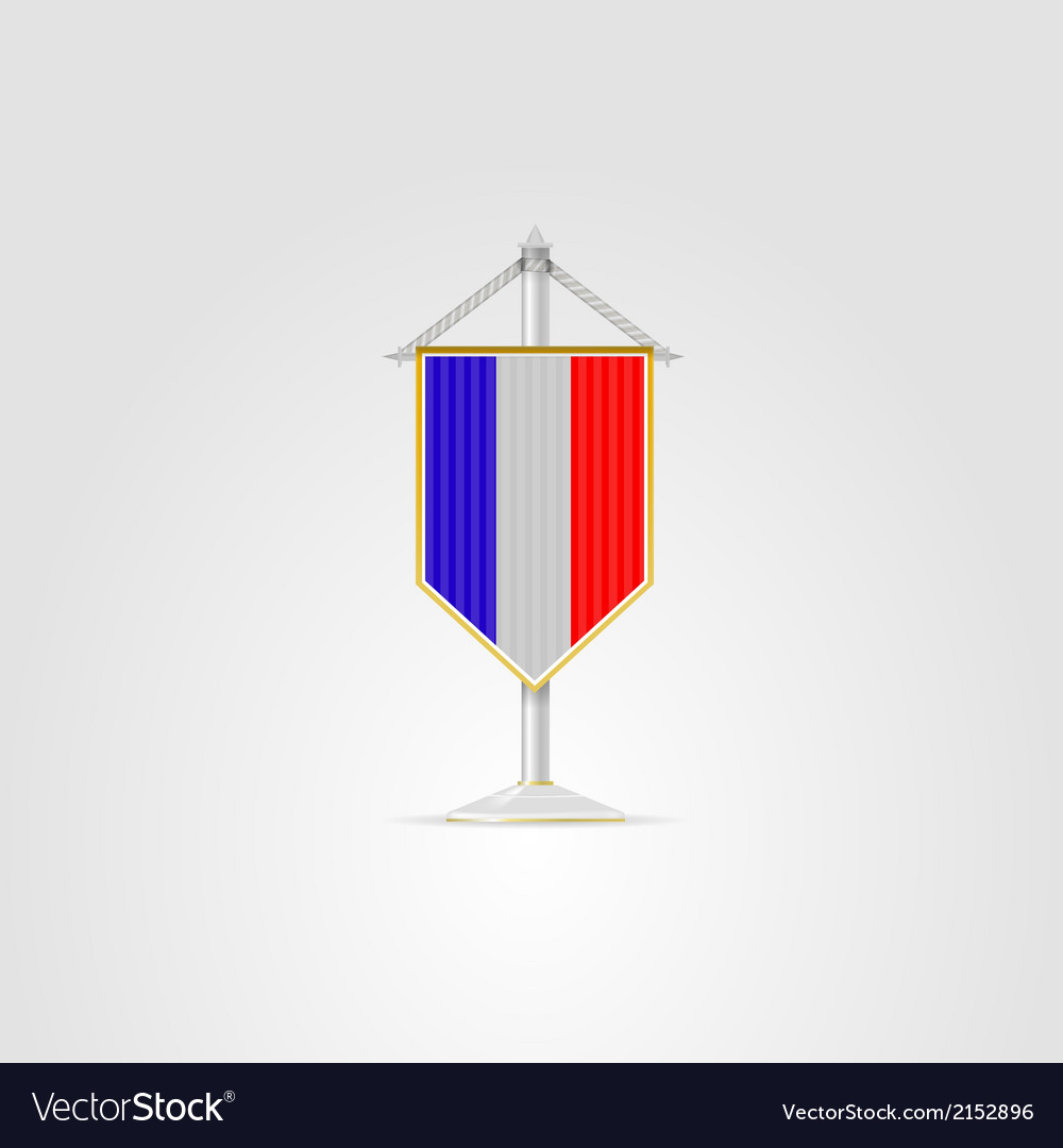 National symbols of european countries france vector | Price: 1 Credit (USD $1)