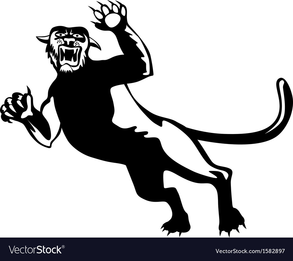 Panther attacking vector   Price: 1 Credit (USD $1)