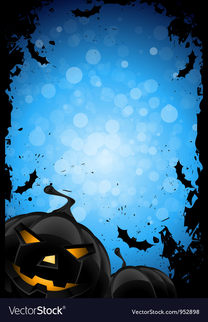 Grunge background for halloween party vector | Price: 3 Credit (USD $3)