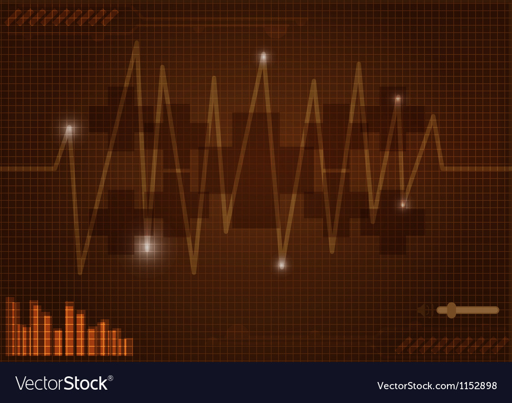 Icon nurse background of technology concept vector | Price: 1 Credit (USD $1)