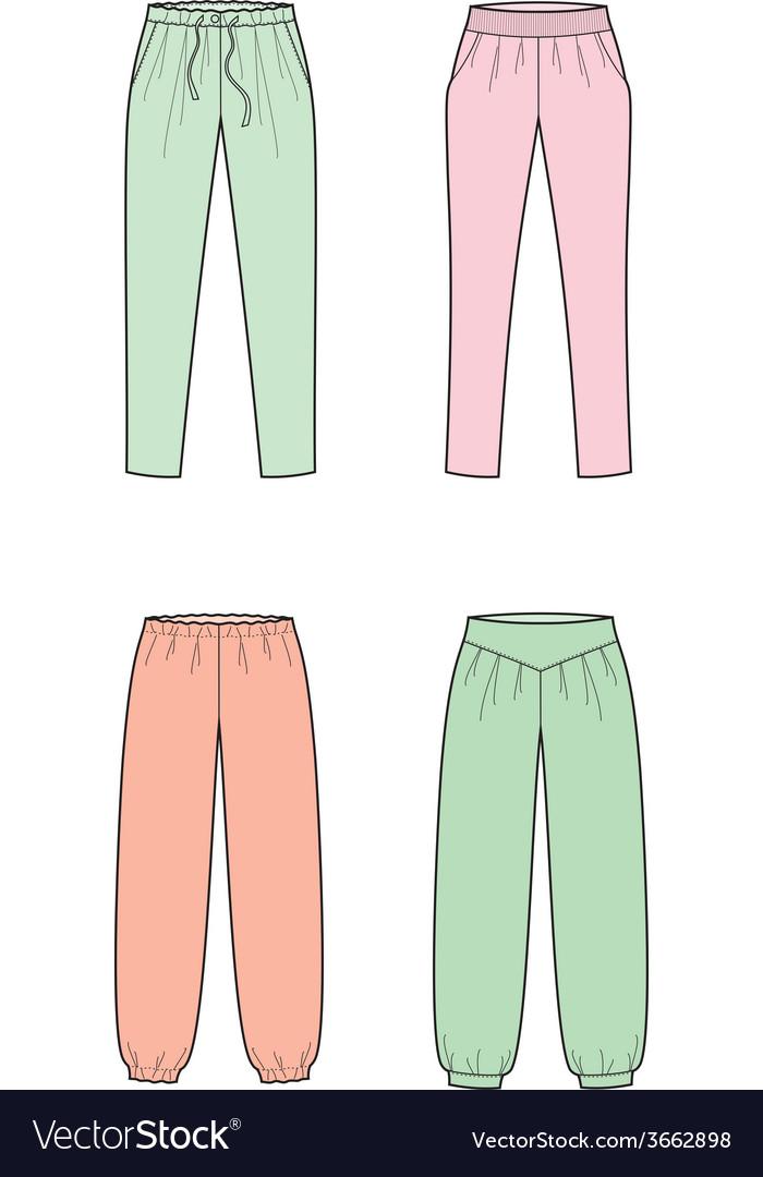 Pants vector | Price: 1 Credit (USD $1)