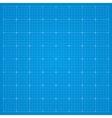 Clean blueprint background vector