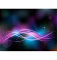 Abstract bright background blur vector