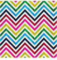 Seamless repeated chevron background vector