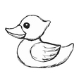 Bath duck vector