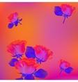 Flower rose blossom bloom floral background summer vector