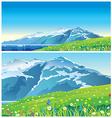 Landscape 2 vector