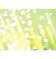 Nature sunshine background vector