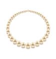 Pearl bead isolated vector