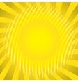 Sun theme vector