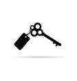 Ancient key vector