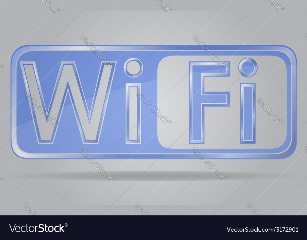 Transparent sign wi fi 02 vector | Price: 1 Credit (USD $1)