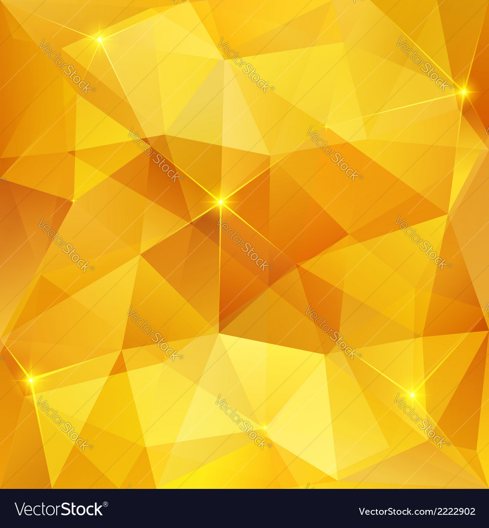 Honey crystal abstract pattern vector | Price: 1 Credit (USD $1)
