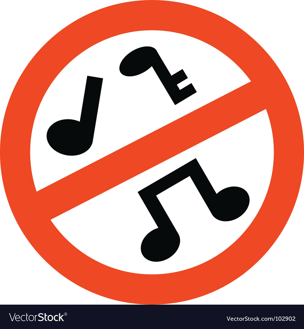 No music vector | Price: 1 Credit (USD $1)