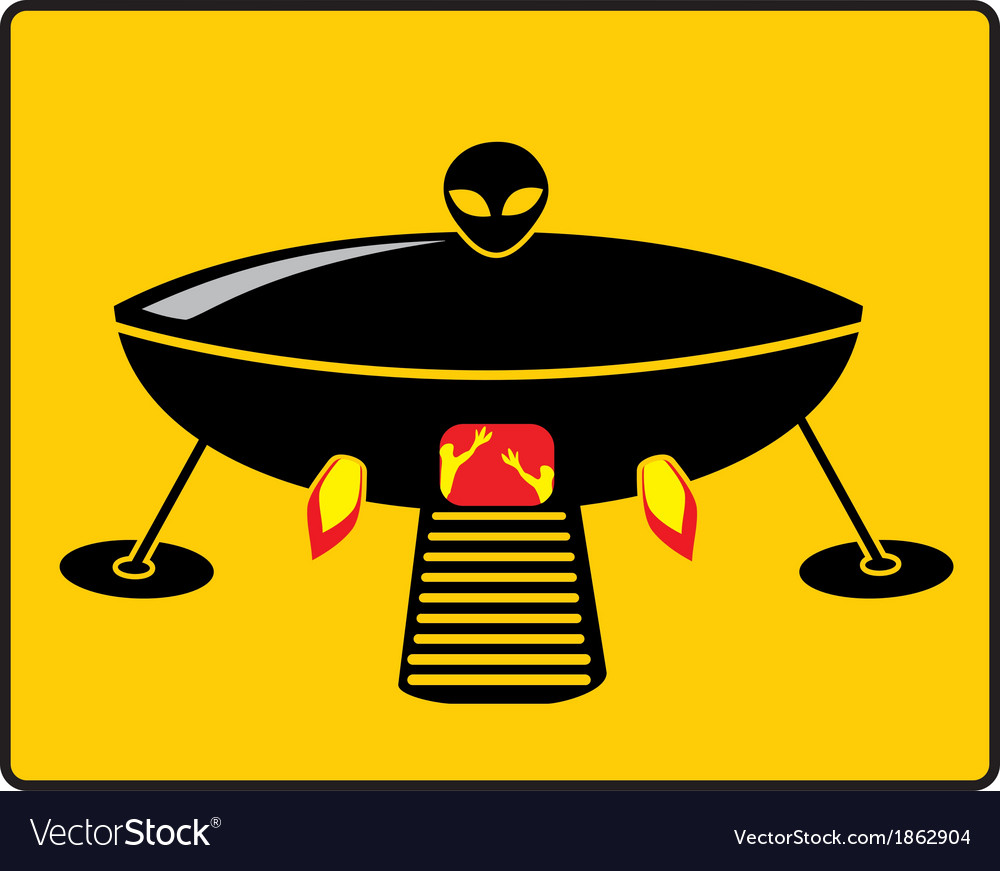 Bbq ufo grill vector | Price: 1 Credit (USD $1)