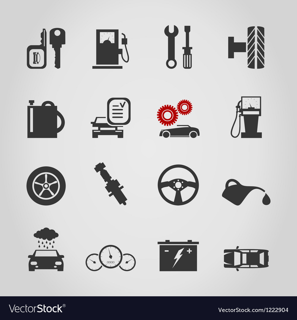 Car icon4 vector | Price: 1 Credit (USD $1)
