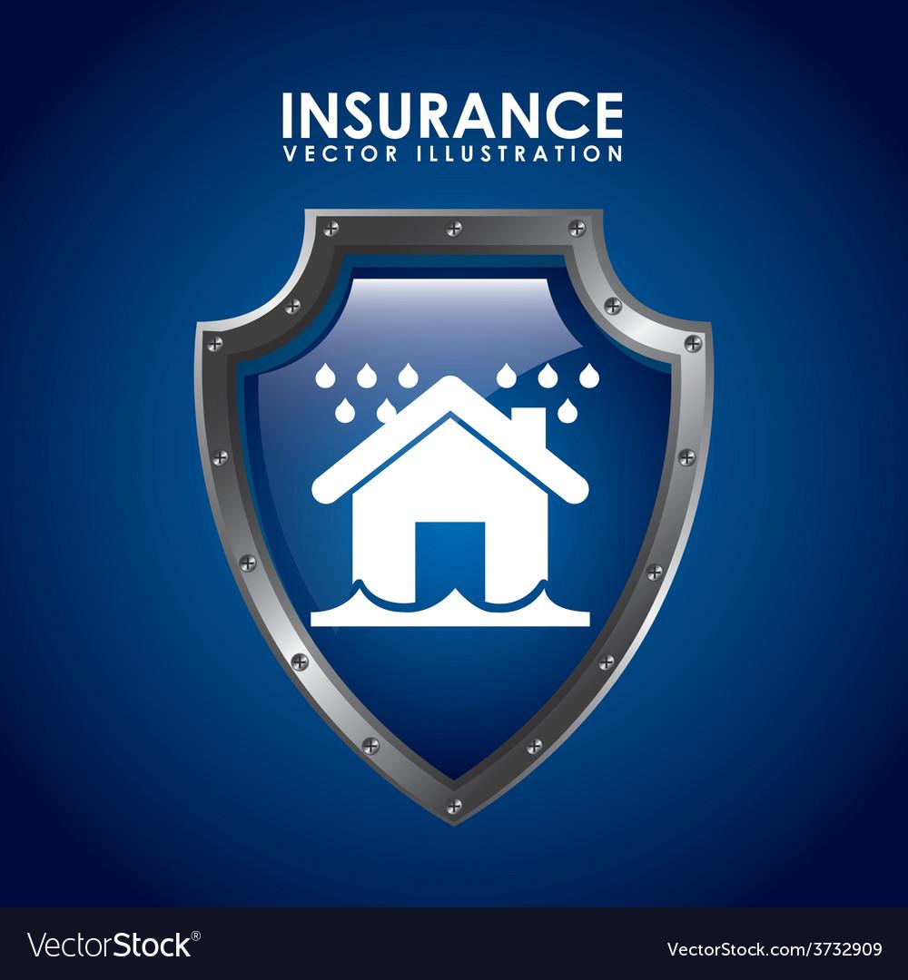 Insurance icon vector   Price: 1 Credit (USD $1)