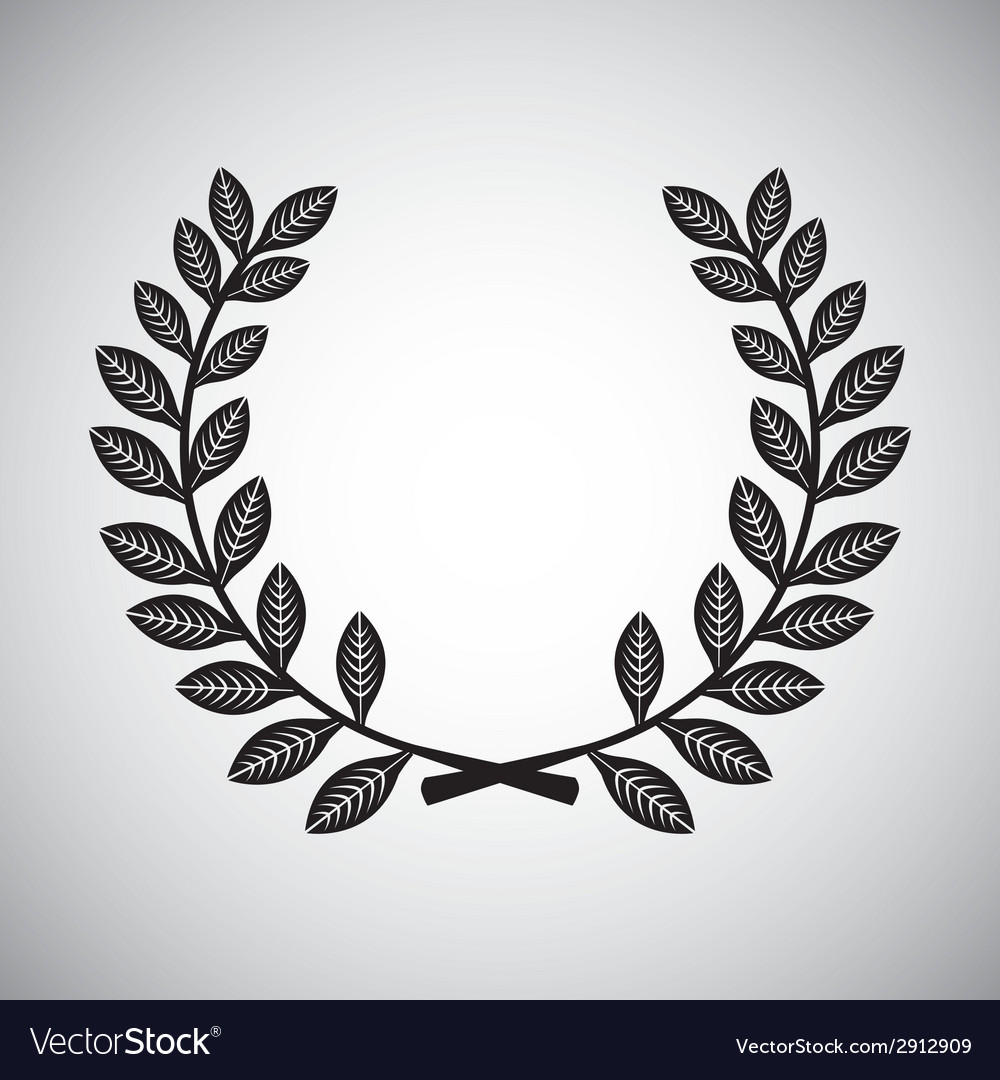 Wreath design vector | Price: 1 Credit (USD $1)
