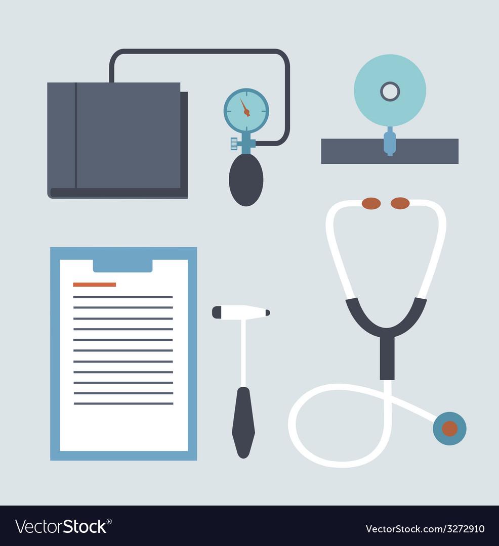 Desk doctor vector | Price: 1 Credit (USD $1)