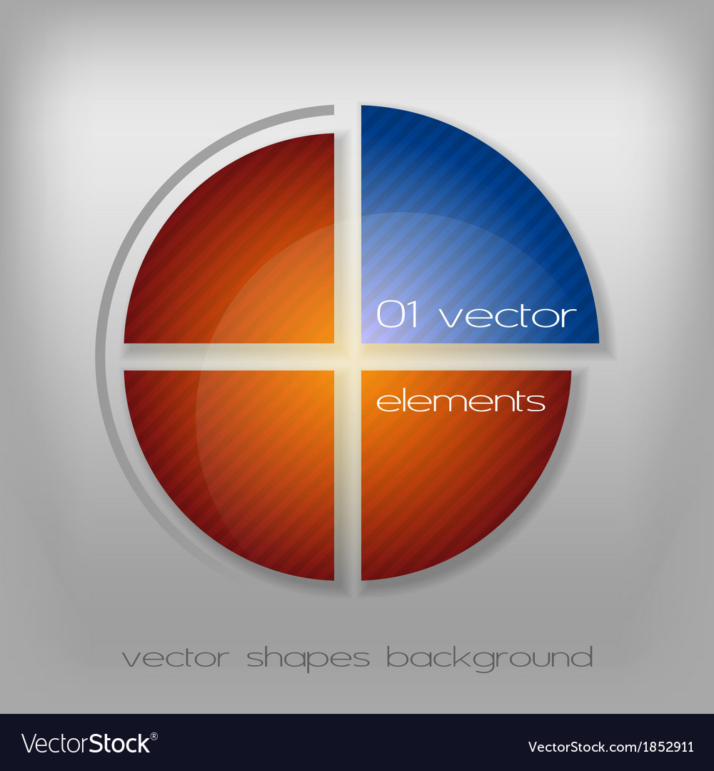 Business circle vector | Price: 1 Credit (USD $1)