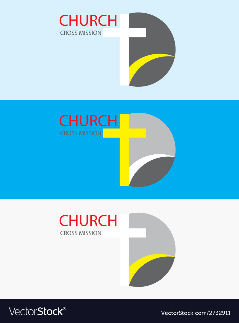 Christian logo vector | Price: 1 Credit (USD $1)