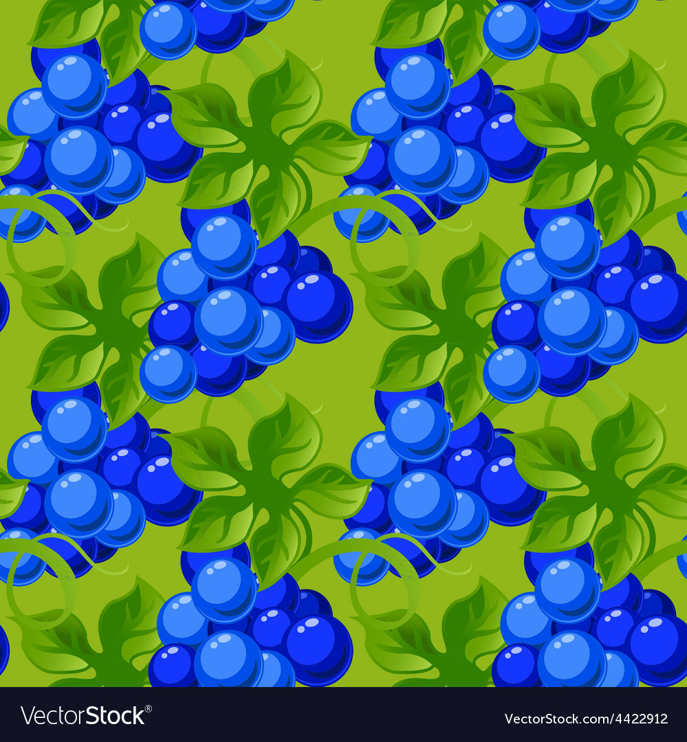Seamless background with bright fresh juicy vector | Price: 1 Credit (USD $1)