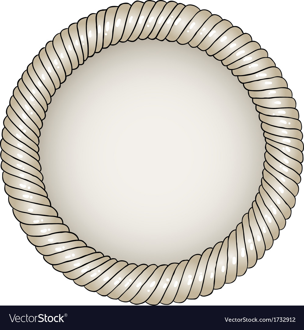 Unique hand-drawn circle frame with place for your vector | Price: 1 Credit (USD $1)