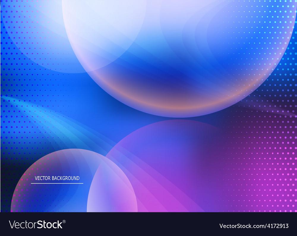 Interstellar background vector | Price: 1 Credit (USD $1)