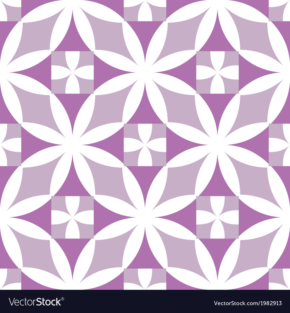 Overlapping circle mosaic vector | Price: 1 Credit (USD $1)