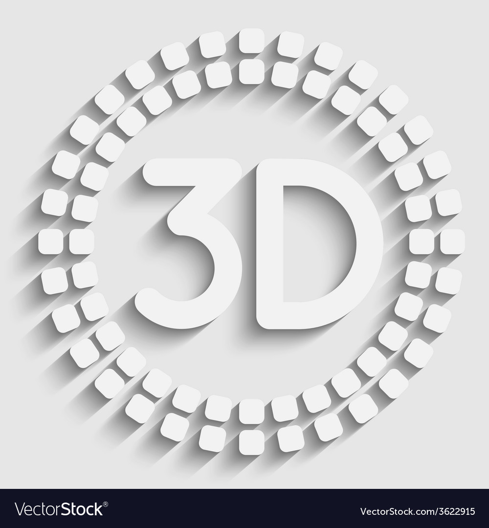 Creative mosaic icon vector | Price: 1 Credit (USD $1)