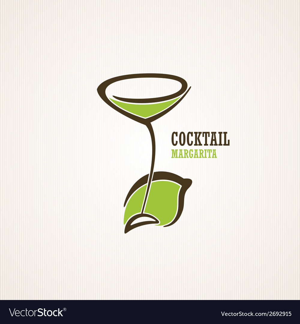 Margarita cocktail vector | Price: 1 Credit (USD $1)